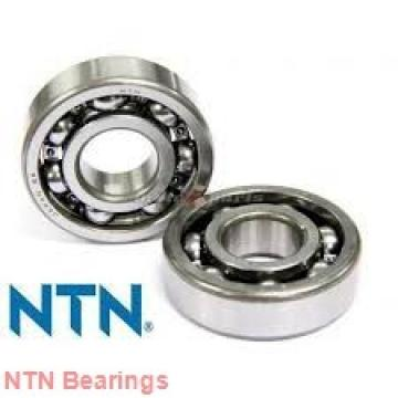 90 mm x 190 mm x 64 mm  NTN NU2318E cylindrical roller bearings