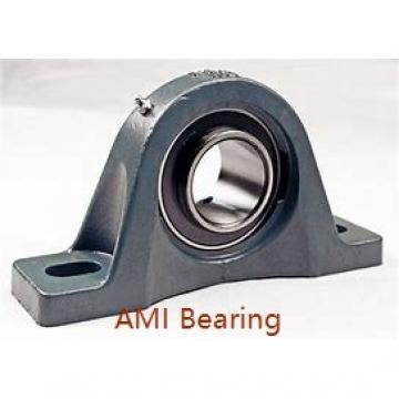 AMI MUCNTPL207-20W  Take Up Unit Bearings