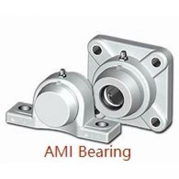 AMI MUCNTPL206-19W  Take Up Unit Bearings