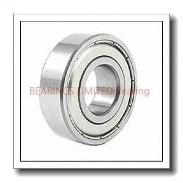 BEARINGS LIMITED 625 ZZ PRX Bearings