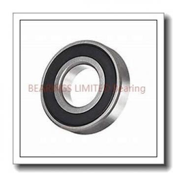 0.591 Inch | 15 Millimeter x 1.378 Inch | 35 Millimeter x 0.626 Inch | 15.9 Millimeter  BEARINGS LIMITED 5202 2RS/C3  Angular Contact Ball Bearings