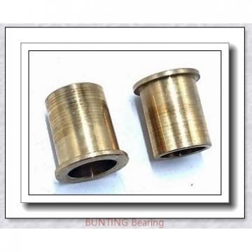 BUNTING BEARINGS BVF060808  Plain Bearings