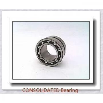CONSOLIDATED BEARING F61901-2RS  Single Row Ball Bearings