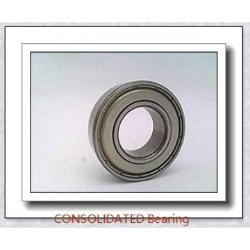 CONSOLIDATED BEARING F63803-ZZ  Single Row Ball Bearings