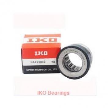 0.625 Inch | 15.875 Millimeter x 0.813 Inch | 20.65 Millimeter x 0.438 Inch | 11.125 Millimeter  IKO BA107ZOH  Needle Non Thrust Roller Bearings