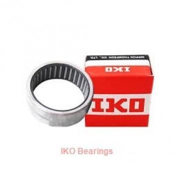 0.625 Inch | 15.875 Millimeter x 0.813 Inch | 20.65 Millimeter x 0.5 Inch | 12.7 Millimeter  IKO YB108/MF3  Needle Non Thrust Roller Bearings