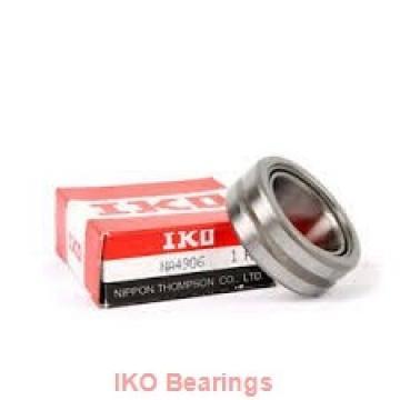 0.984 Inch | 25 Millimeter x 1.181 Inch | 30 Millimeter x 0.669 Inch | 17 Millimeter  IKO KT253017  Needle Non Thrust Roller Bearings