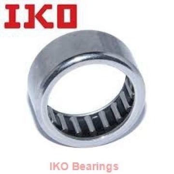 0.669 Inch   17 Millimeter x 0.984 Inch   25 Millimeter x 0.787 Inch   20 Millimeter  IKO TAF172520  Needle Non Thrust Roller Bearings