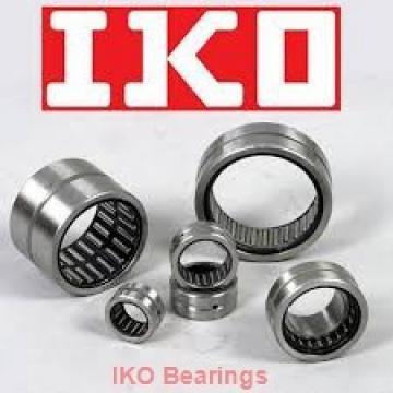0.394 Inch | 10 Millimeter x 0.669 Inch | 17 Millimeter x 0.472 Inch | 12 Millimeter  IKO TAF101712  Needle Non Thrust Roller Bearings