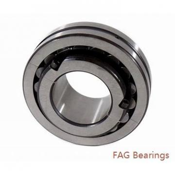 FAG 3309-BD-2HRS-C3  Angular Contact Ball Bearings