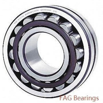 FAG NJ317-E-M1A-C3  Cylindrical Roller Bearings