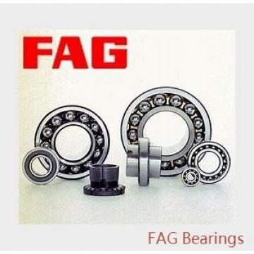 20 mm x 47 mm x 18 mm  FAG 2204-2RS-TVH  Self Aligning Ball Bearings
