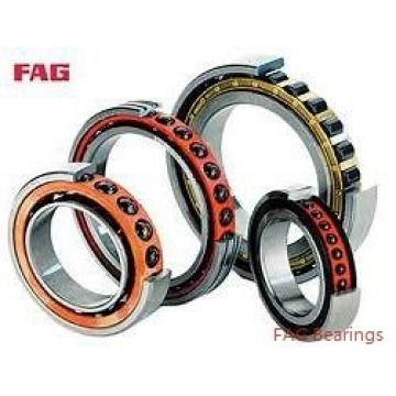 40 mm x 80 mm x 18 mm  FAG 30208-A  Tapered Roller Bearing Assemblies