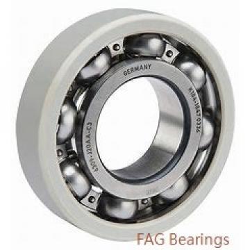 4 mm x 13 mm x 5 mm  FAG 624-2Z  Single Row Ball Bearings