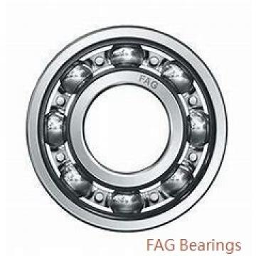 95 mm x 170 mm x 32 mm  FAG 6219-2RSR  Single Row Ball Bearings