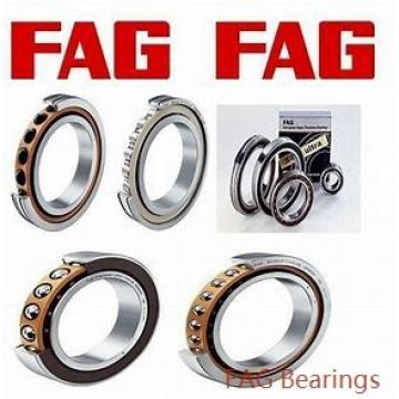 FAG QJ338-N2-MPA-C3  Angular Contact Ball Bearings