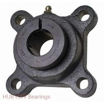 HUB CITY FB350 X 3  Flange Block Bearings