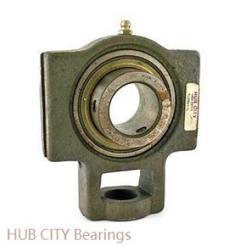 HUB CITY FB130UR X 1  Mounted Units & Inserts