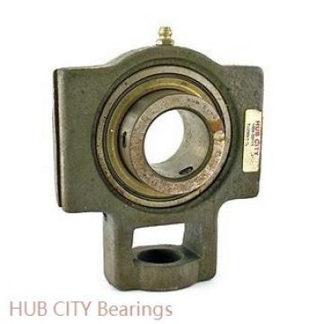HUB CITY FB260UR X 2  Flange Block Bearings