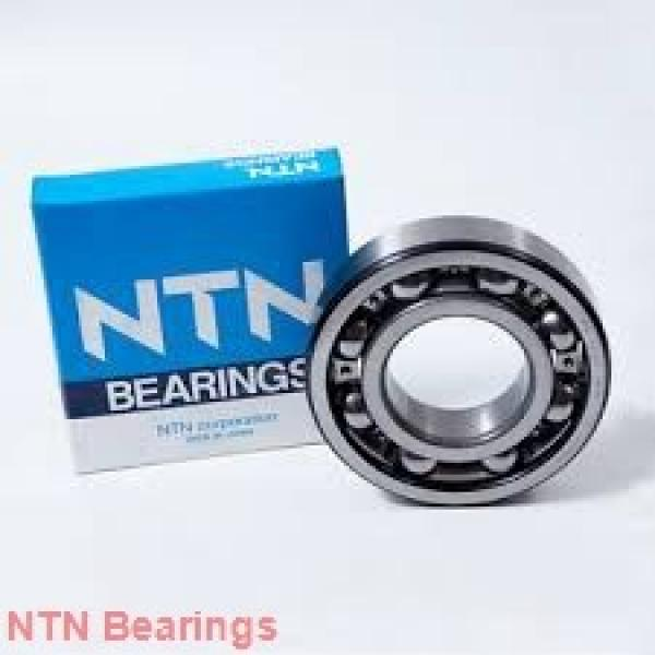 30 mm x 72 mm x 19 mm  NTN 6306 deep groove ball bearings #1 image