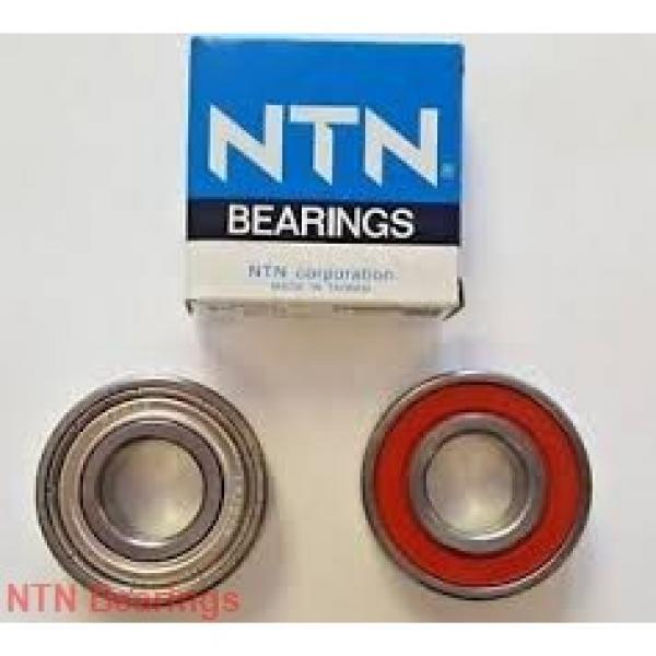 35 mm x 72 mm x 17 mm  NTN 7207DB angular contact ball bearings #1 image