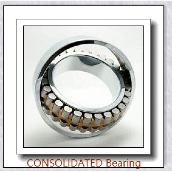 CONSOLIDATED BEARING 2309-K 2RS C/3  Self Aligning Ball Bearings #1 image