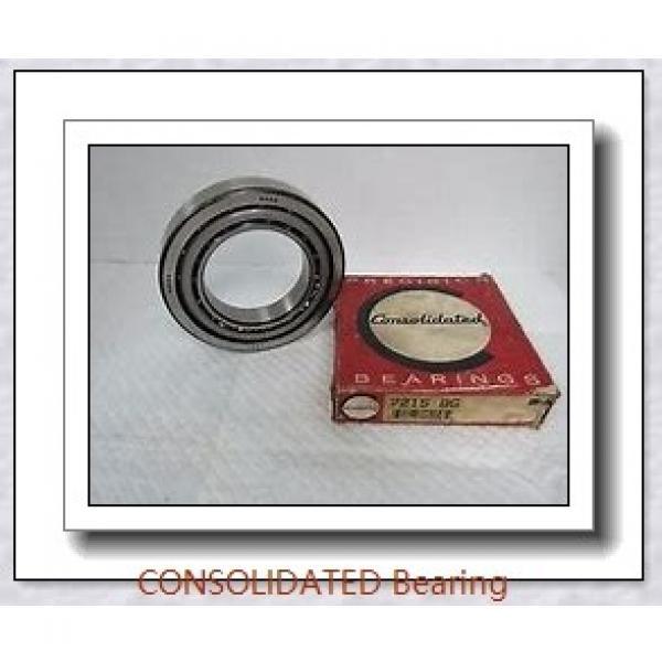 CONSOLIDATED BEARING 53407-U  Thrust Ball Bearing #3 image