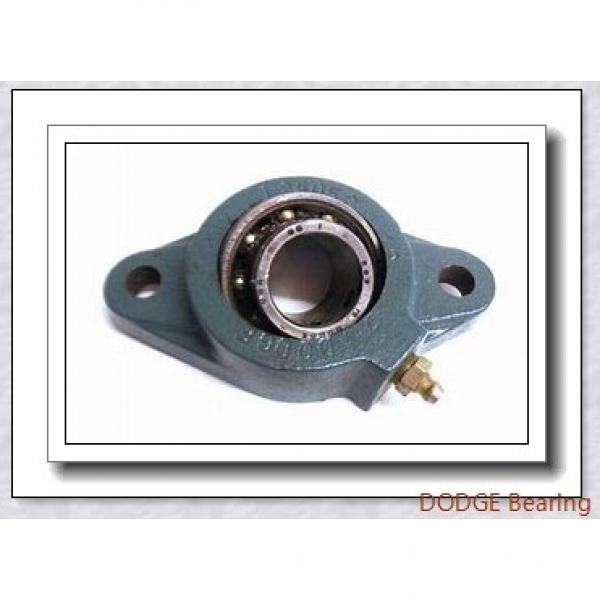 DODGE F4B-GT-102  Flange Block Bearings #1 image