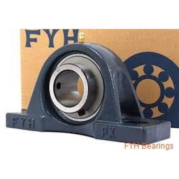 FYH UCC2018  Cartridge Unit Bearings #1 image