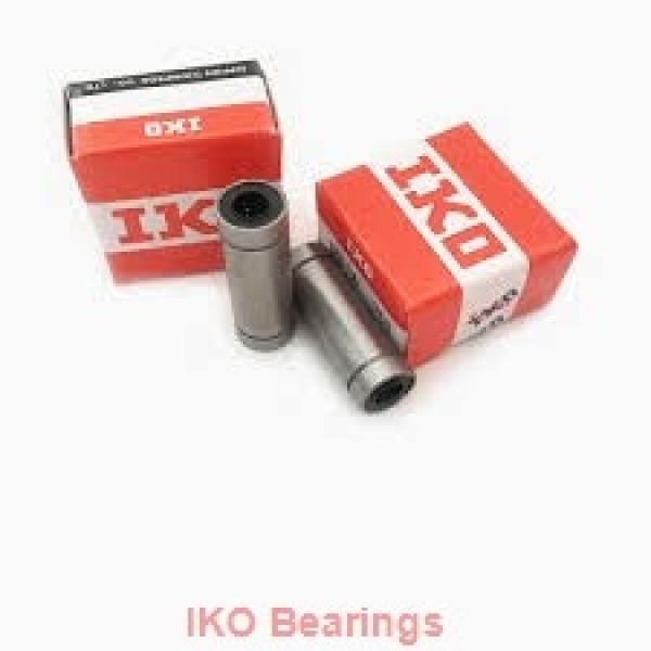 IKO CFE10UUR  Cam Follower and Track Roller - Stud Type #2 image
