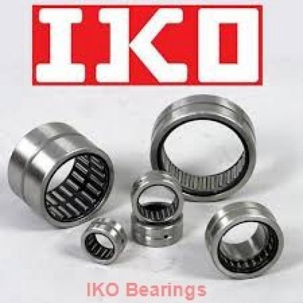 IKO CFE10UUR  Cam Follower and Track Roller - Stud Type #1 image