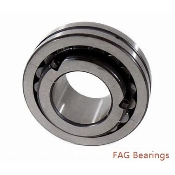 FAG 205HCDUM  Precision Ball Bearings #1 image