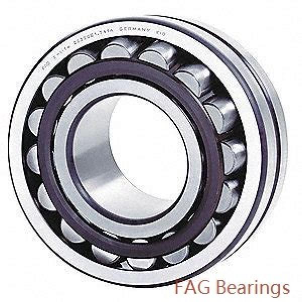 FAG 6317-2Z-C3  Ball Bearings #2 image