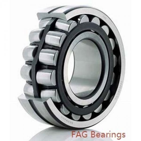 FAG 3206-BD-2Z-TVH-C3  Angular Contact Ball Bearings #1 image