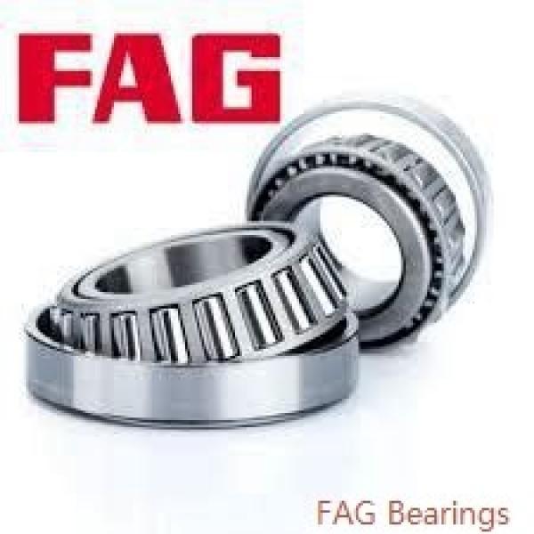 FAG 6317-2Z-C3  Ball Bearings #1 image