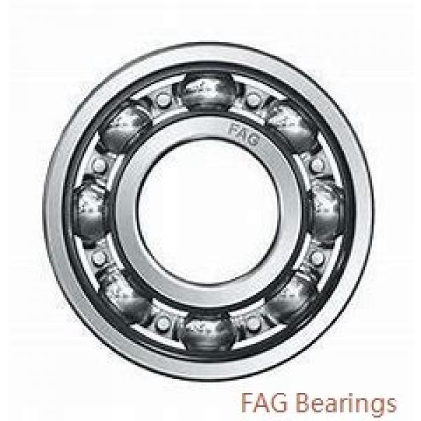 FAG 3309-BD-2Z-TVH-C3  Angular Contact Ball Bearings #2 image