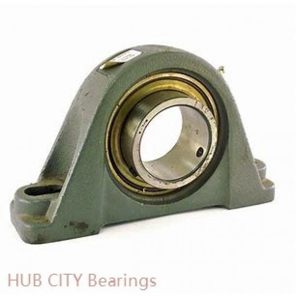 HUB CITY FB260DRW X 1-7/16  Flange Block Bearings #3 image