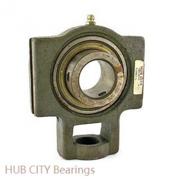 HUB CITY FB250UR X 1-1/8  Flange Block Bearings #3 image